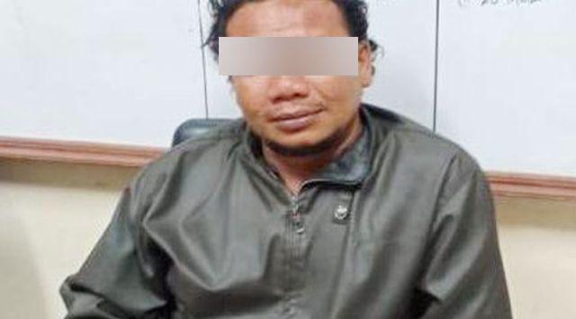 Inilah Foto Pelaku Penusuk Ustaz Zaid Maulana