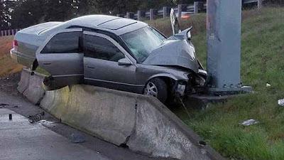 Kecelakaan Tragis - Chyna Thomas