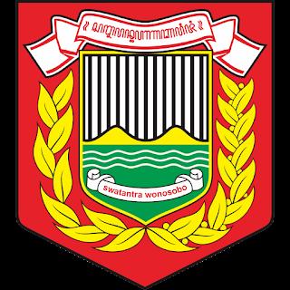 Logo Kabupaten Wonosobo Vector
