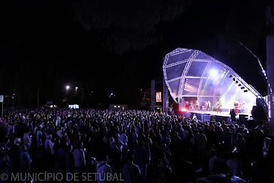 Programa da Feira de Santiago 2018 em Setúbal