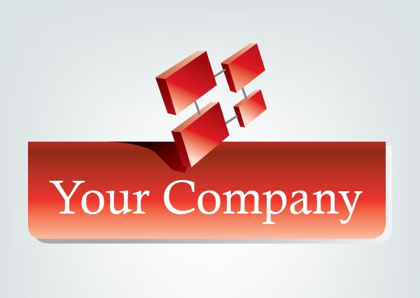 شعارات شركات جاهزة مميزة بصيغة psd 12