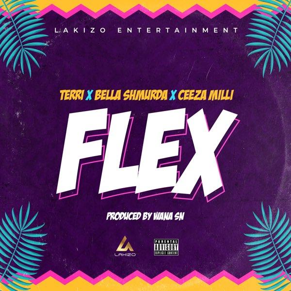 [Music] Lakizo Ft. Terri & Bella Shmurda, Ceeza Milli – Flex