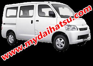kredit granmax minibus