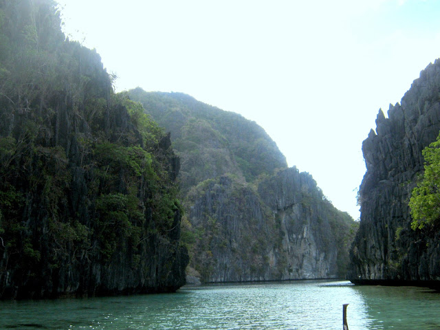el nido tour a, big lagoon