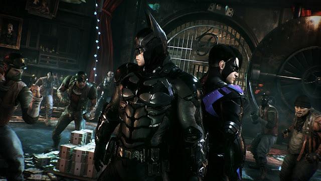 El supuesto Batman de WB Montreal sería un juego cooperativo