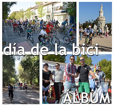 Día de la Bicicleta Aranjuez 2019