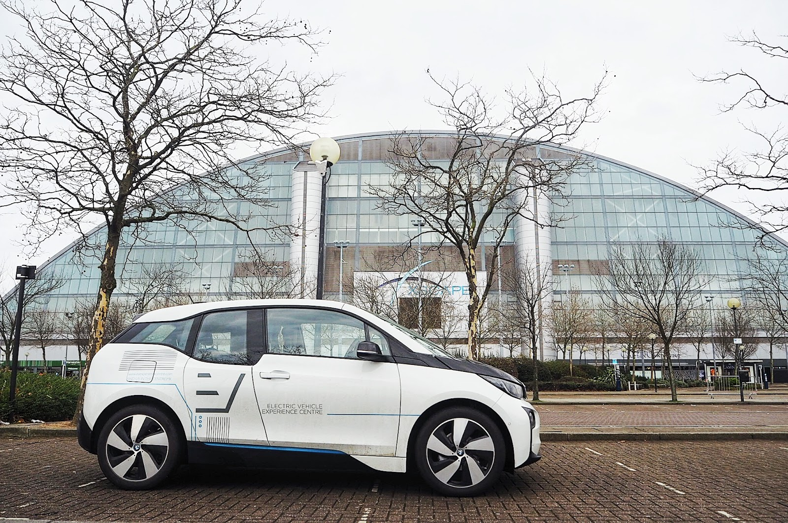 BMW i3 Milton Keynes Xscape