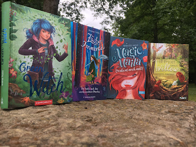 Kinderbücher über Hexen