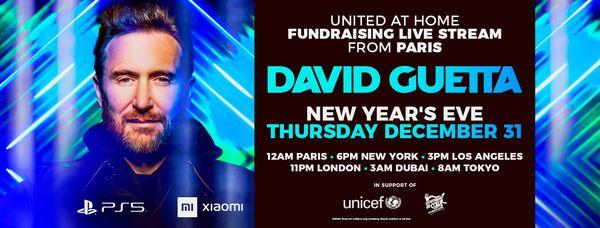 Kiss y David Guetta integran la oferta de conciertos de fin de año en livestream