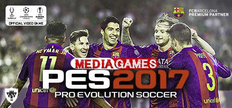PES 2017 - Pro Evolution Soccer 2017 Free Download one link on mediafire