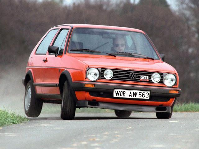 1984 - Golf GTI Mk2