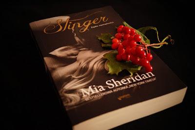 """""""Stinger. Żądło namiętności"""" Mia Sheridan"""