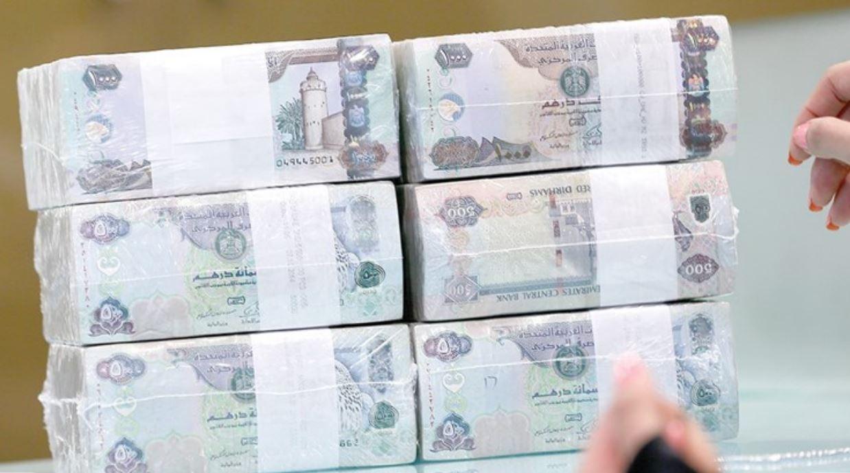 ودائع القطاع الخاص ترتفع 43 مليار درهم