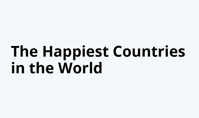 Which are the happiest nations in the world?
