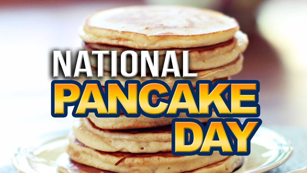 National Pancake Day Wishes Awesome Images, Pictures, Photos, Wallpapers