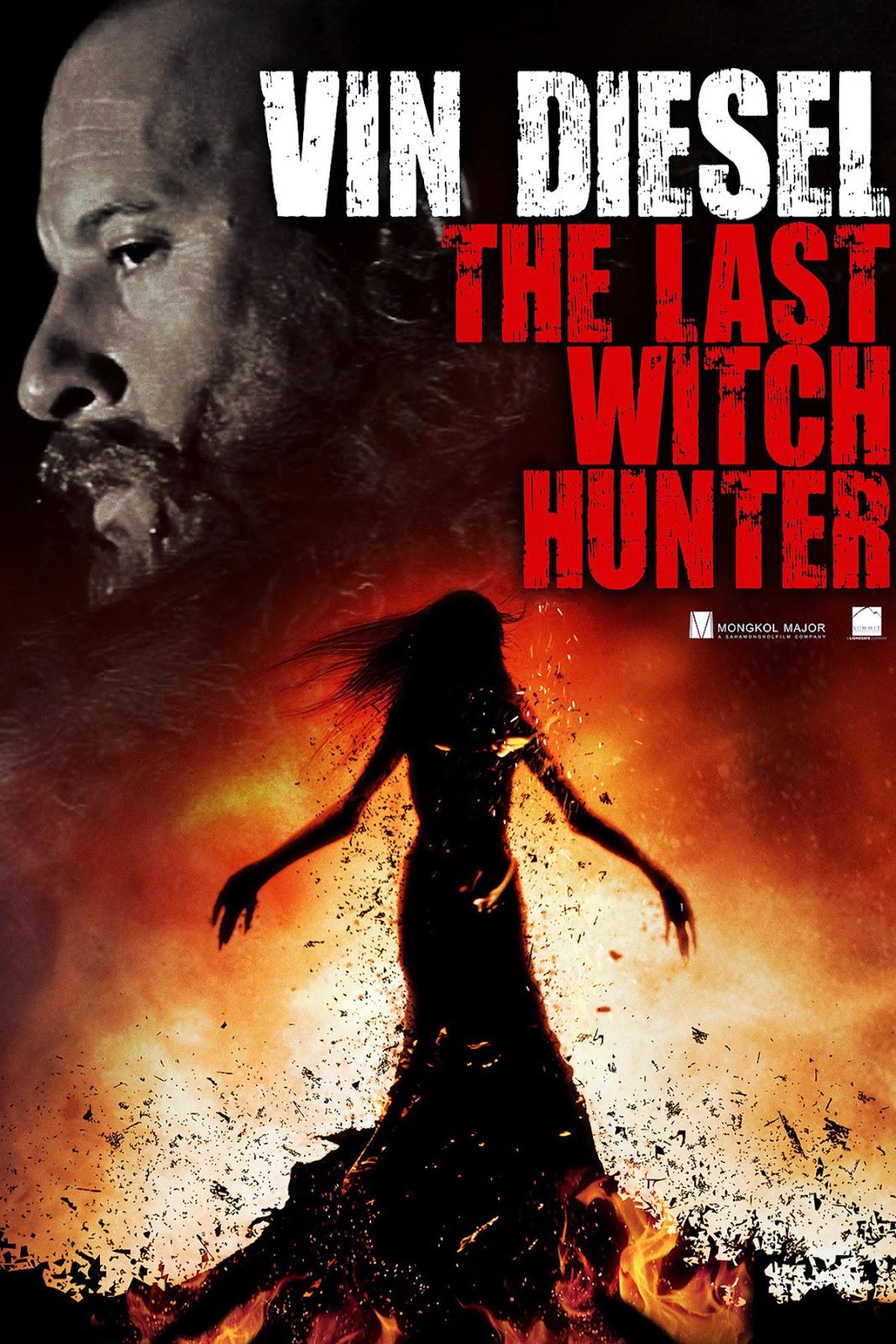 The Last Witch Hunter เดอะ ลาสต์ วิทช์ ฮันเตอร์ เพชฌฆาตแม่มด [HD]