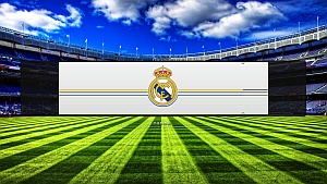 Real Madrid loading screen