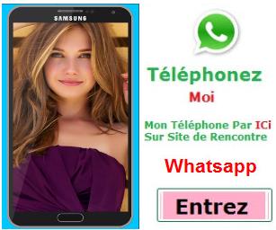 rencontre femme algerie telephone canadien