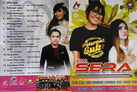 Download lagu Via Vallen - akhire Cidro - OM SERA Milady Record