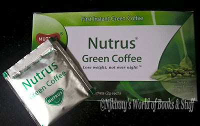 Green Coffee benefits for health and weight loss! + #ProductReview: Nutrus Green Coffee -Njkinny's Blog