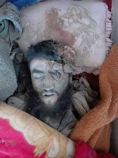 BREAKING:- ISIS Leader, Qari Hekmat Is Dead (Photos)