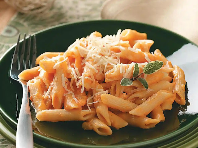 Delicious and easy to make Sweet Pasta Recipe at home