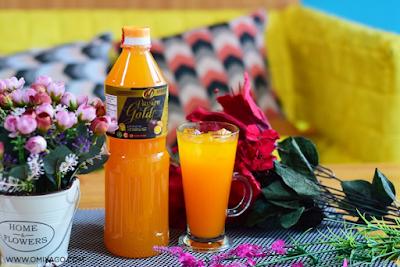 Minuman dari Sirup Pohon Pinang