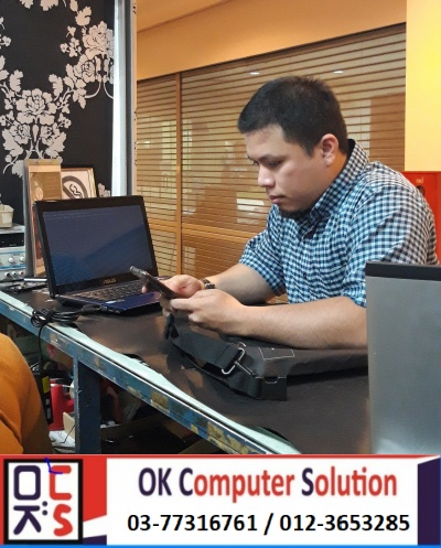 [SOLVED] CANNOT CHARGING ASUS A43S | KEDAI REPAIR LAPTOP DAMANSARA 5