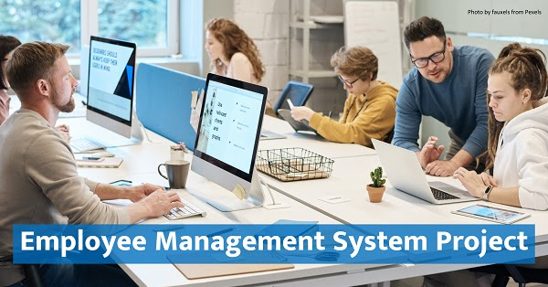 Employee Management System Project