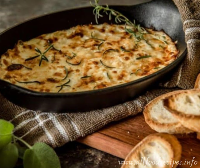 Delicious Baked Ricotta Dip