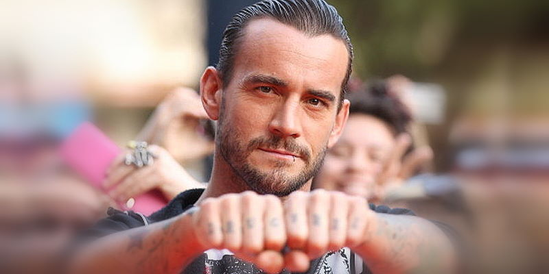 "CM Punk Jokes About ""Retribution"", RAW Viewership Up Again"