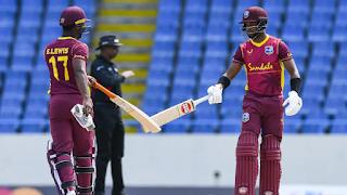 Cricket Highlightsz - West Indies vs Sri Lanka 2nd ODI 2021 Highlights