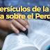30 Versículos de la Biblia sobre el Perdón