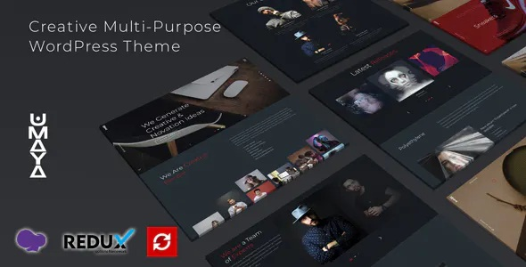 Best Creative Portfolio Agency WordPress Theme