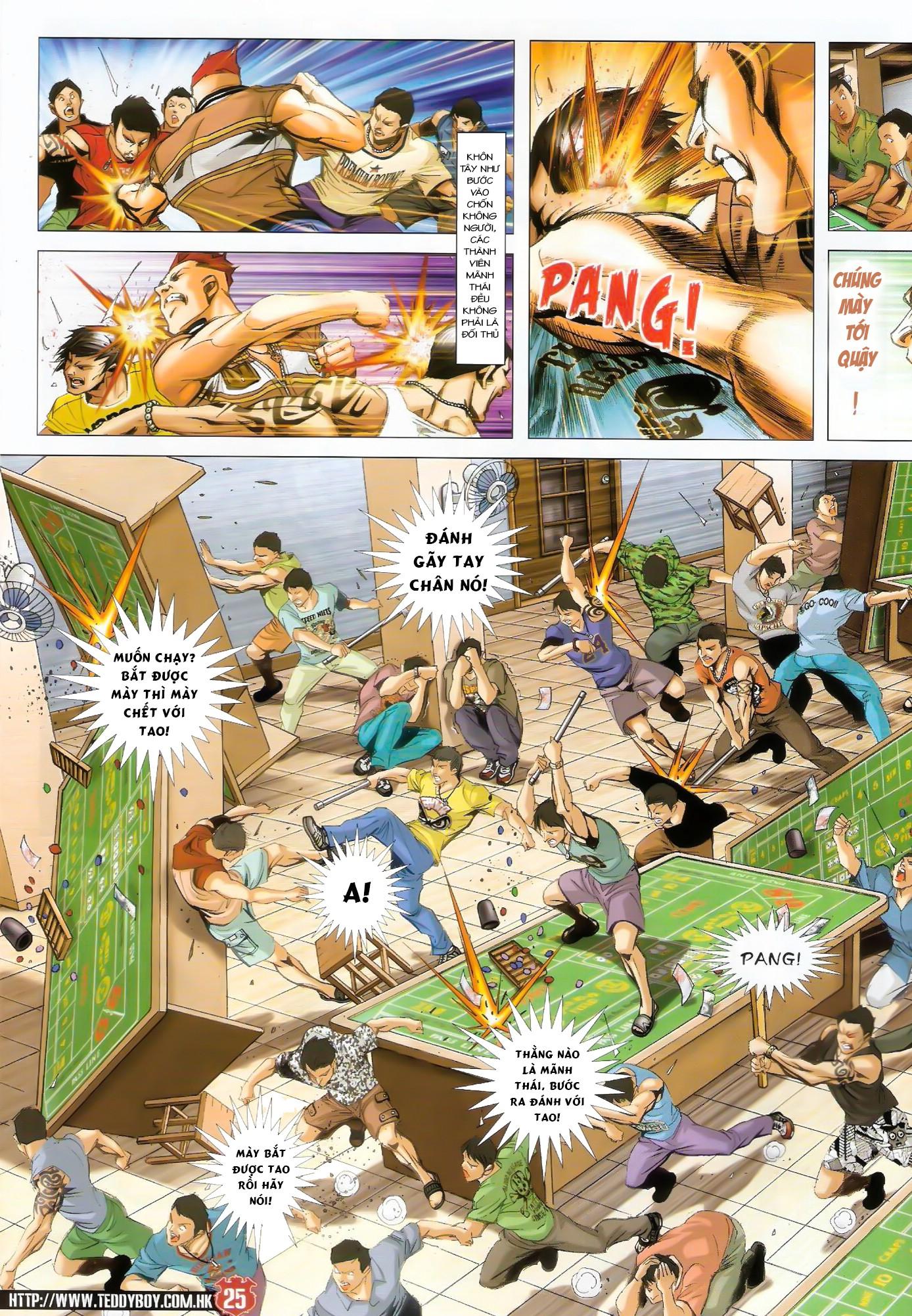Người Trong Giang Hồ NetTruyen chap 1424 - Trang 22