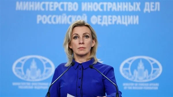 Maria Zakharova ... Russia's first response to demands for Navalny's release