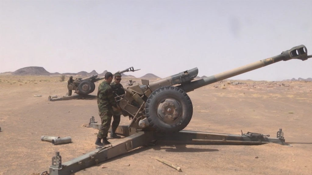 El sur marroquí nuevamente golpeado por el Ejército de Liberación Saharaui en Touizgui, region de Zag