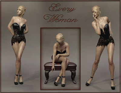 Every Woman - Poses for Genesis 3 and 8 Female