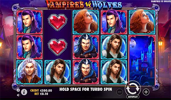 Main Gratis Slot Indonesia - Vampires vs Wolves (Pragmatic Play)