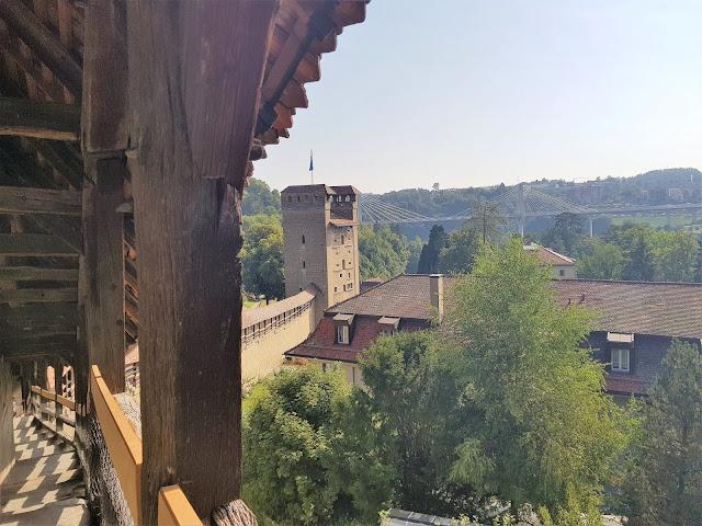 Pont Poya Fribourg