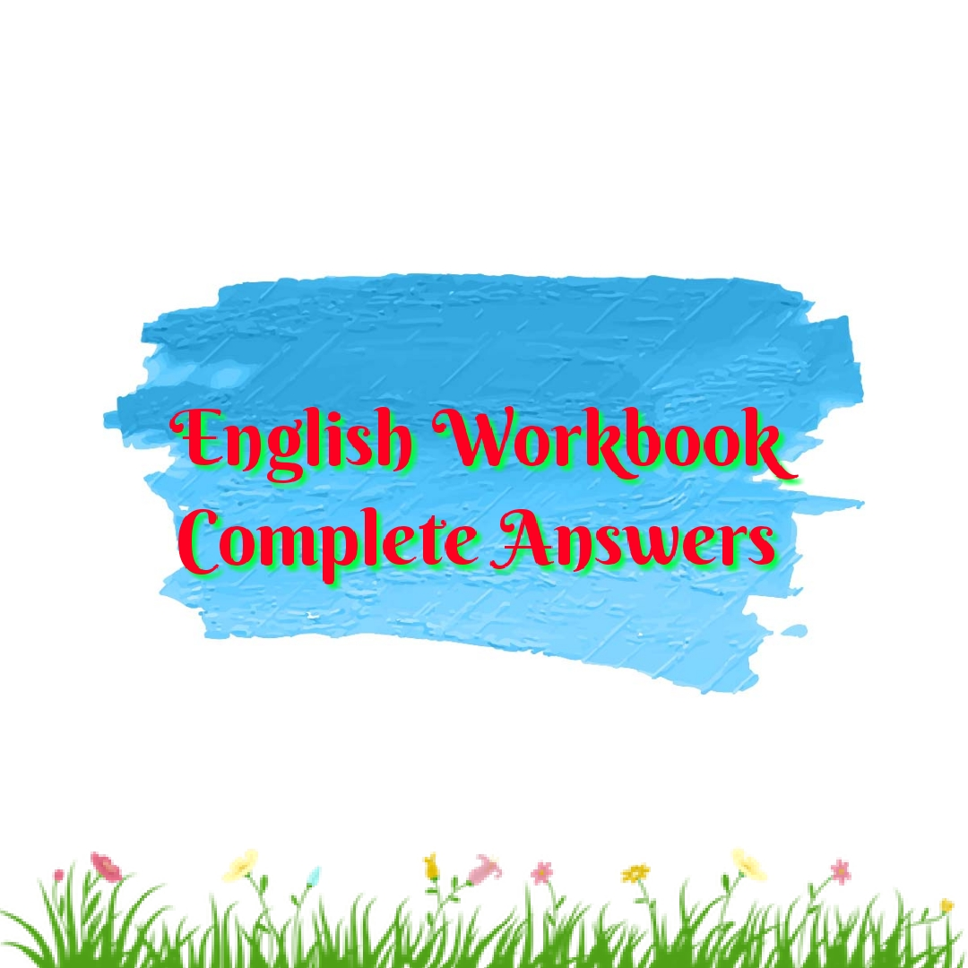 Workbooks » English Workbook Answers - Free Printable Worksheets for ...