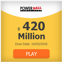 The big jackpot of the best lotteries in the world, for this week, you have it here: