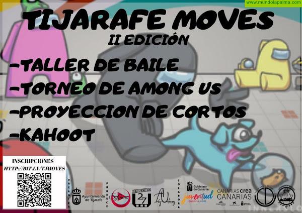 """Vuelve el evento juvenil """"Tijarafe Moves"""""""