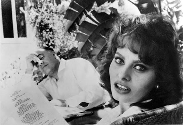 Sophia Loren e Carlo Ponti a Roma