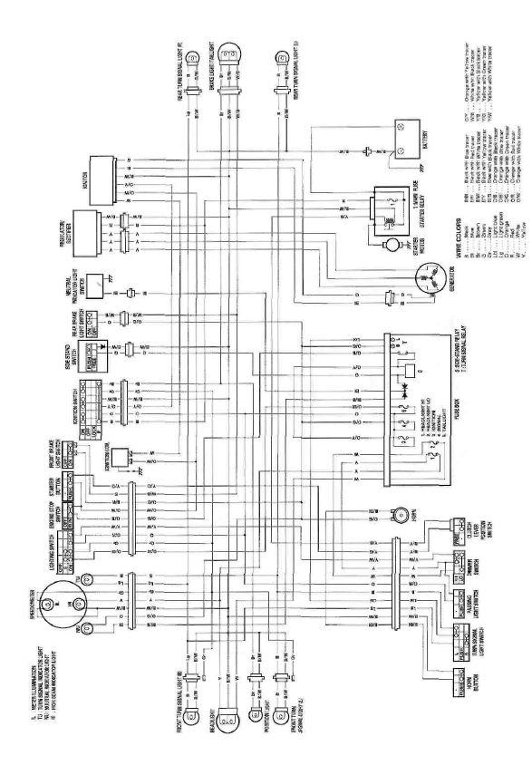 Suzuki Lt 125 Wiring Diagram Online Wiring Diagram
