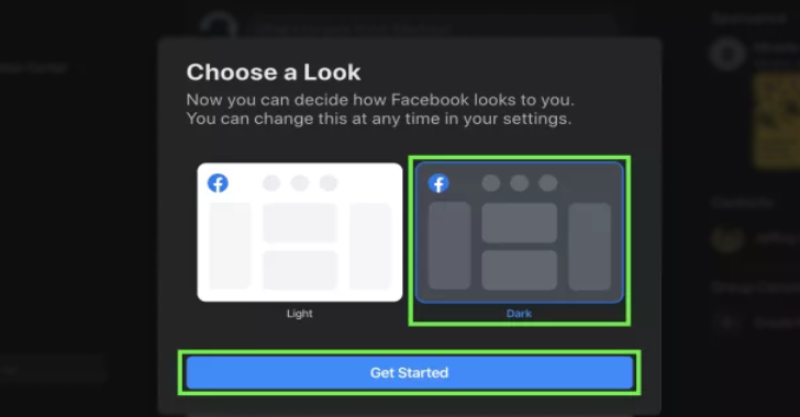 How To Enable Facebook Dark Mode On Its Desktop Version?