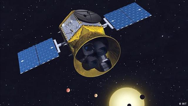 Curiosidade - Enviada SMS de um satélite para telemóvel