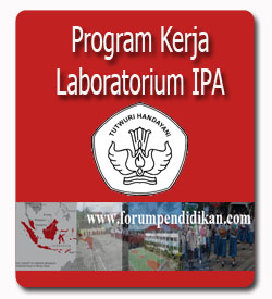 Contoh Program Kerja Kepala Laboratorium IPA
