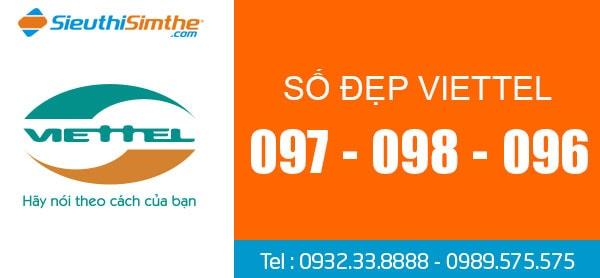 Hướng dẫn chọn mua sim Viettel giá rẻ