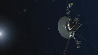Voyager 2 envia de volta seus primeiros dados detalhados do espaço interestelar